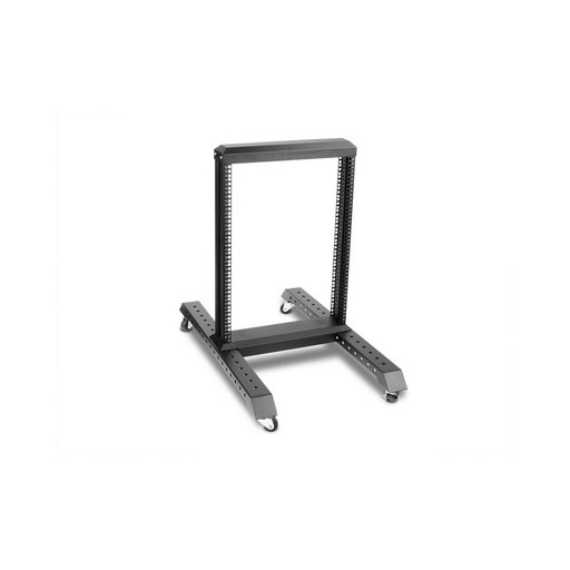 iStarUSA WO2-15B 15U 2 Post Open Frame Rack