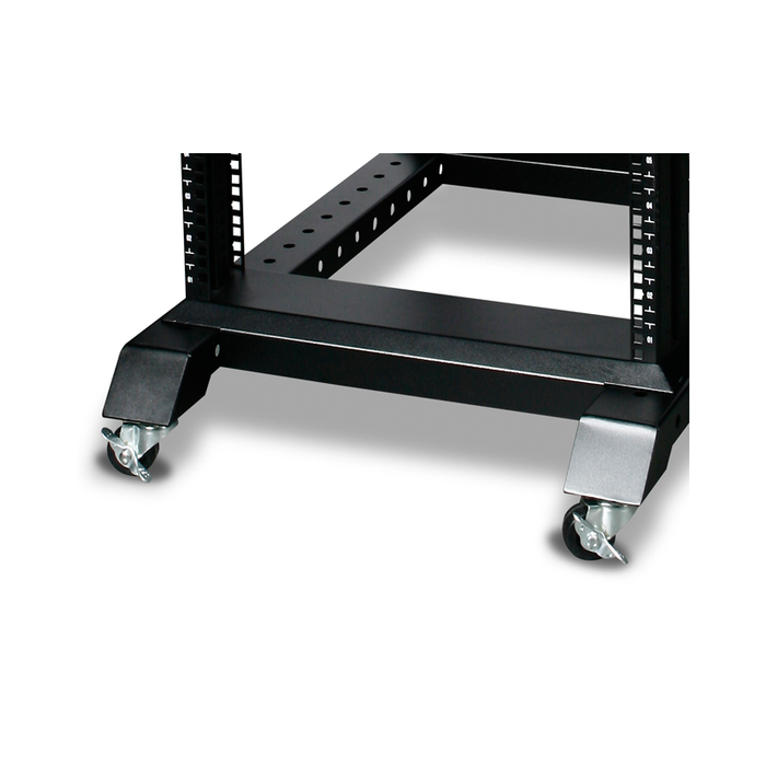 iStarUSA WO36AB 36U 4 Post Open Frame Rack
