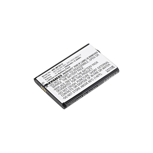 Dantona Replacement Battery WR-MF5510 for Novatel Wireless MIFI 5510L and MIFI5510L