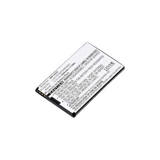 Dantona WR-U230 Wireless Router battery  for ZTE: LI3715T42P3H654251