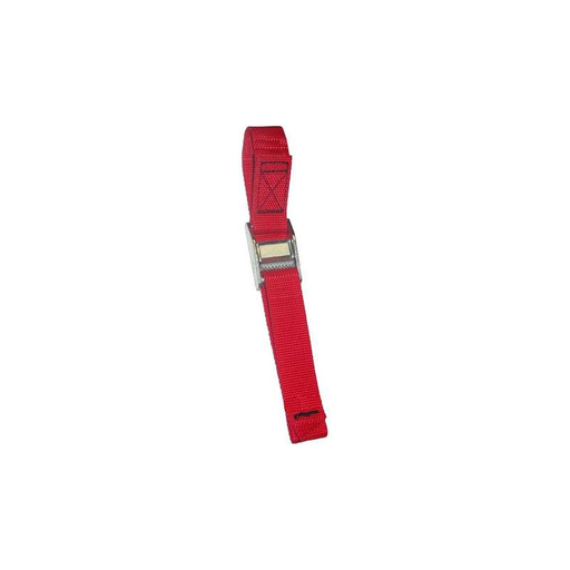 CLC WS02 2' Tie-Down Strap, Red