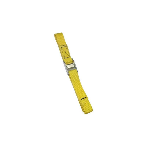 CLC WS04 4' Tie-Down Strap, Yellow