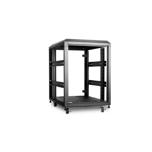 iStarUSA WX-1510 15U 4-Post 1000mm Open Frame Rack