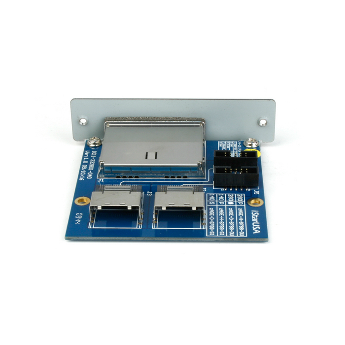iStarUSA ZAGE-D-8788-DU Dual miniSAS Device Adapter