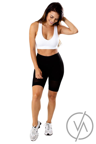 Black Affordable Online Athletic Clothing for Women