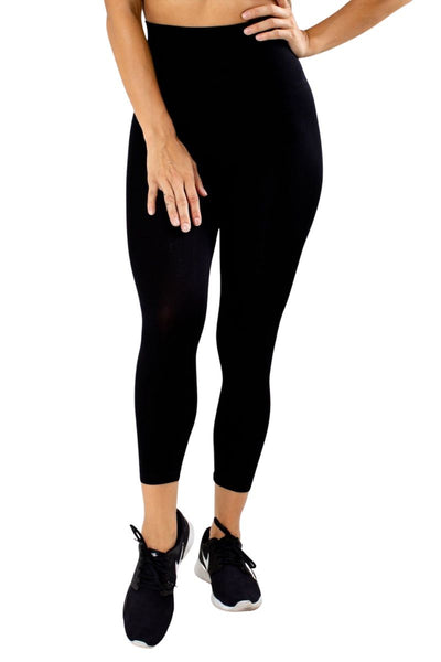 High Waisted Everyday Capri Legging