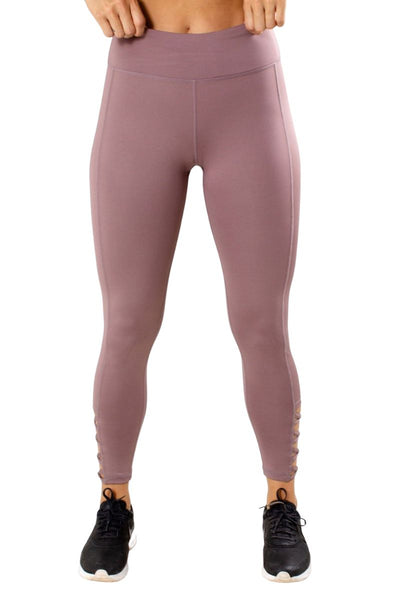 Purple Cute and Comfortable Athletic Leggings for Women