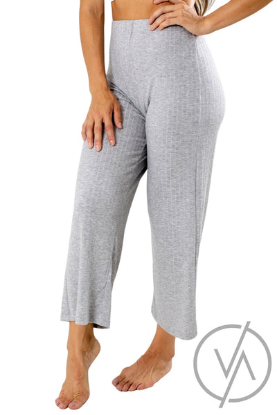 Women's Gray Cute and Comfortable Athletic Pant