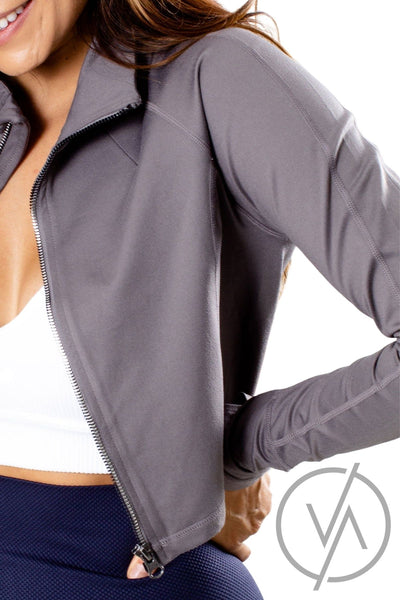 Gray Affordable Online Athletic Clothing for Women