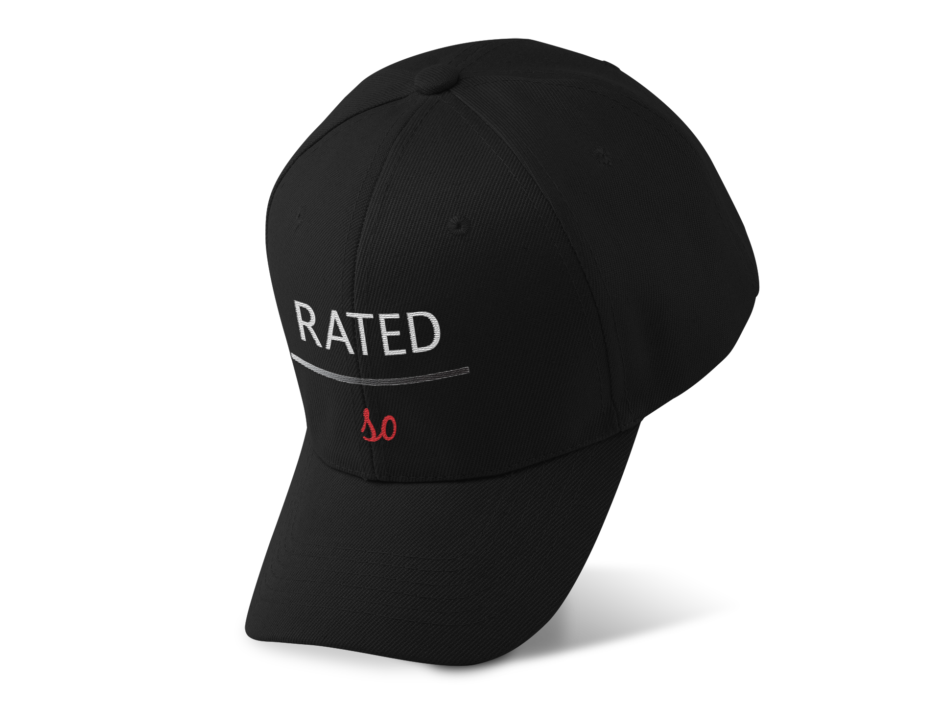 So Underrated Hat (Black)