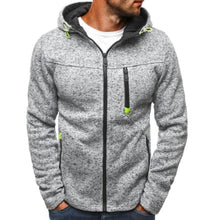 Load image into Gallery viewer, 2018 Brand Hoodie Zipper Cardigan Hoodies Men Fashion Tracksuit Male Sweatshirt Hoody Mens Purpose Tour XXL