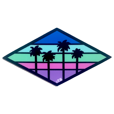 Palms Sticker