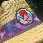 Space Dirt Dyes Straw Hat [#1!]