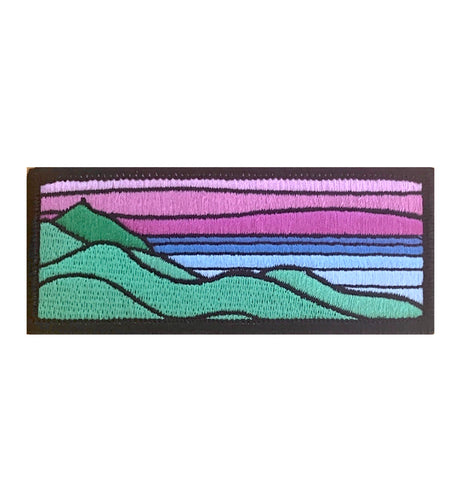 XL Ridgecrest Patch - Pink (New)