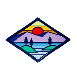 Diamond Lake Sticker