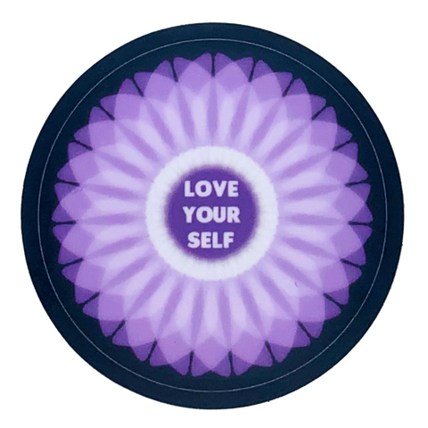 Love Your Self Sticker