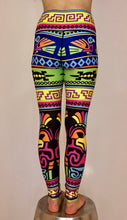 Aztec Wanderlust Leggings