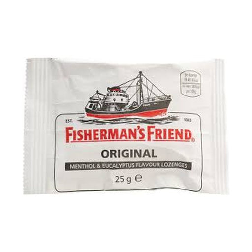 Fishermans Friend Lozenges Original 25g