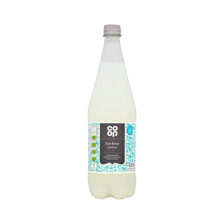 Co-op Low Calorie Bitter Lemon 1l