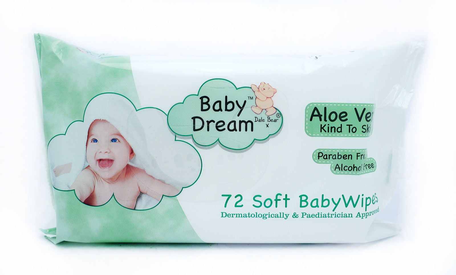Baby Dream Wipes - Aloe Vera