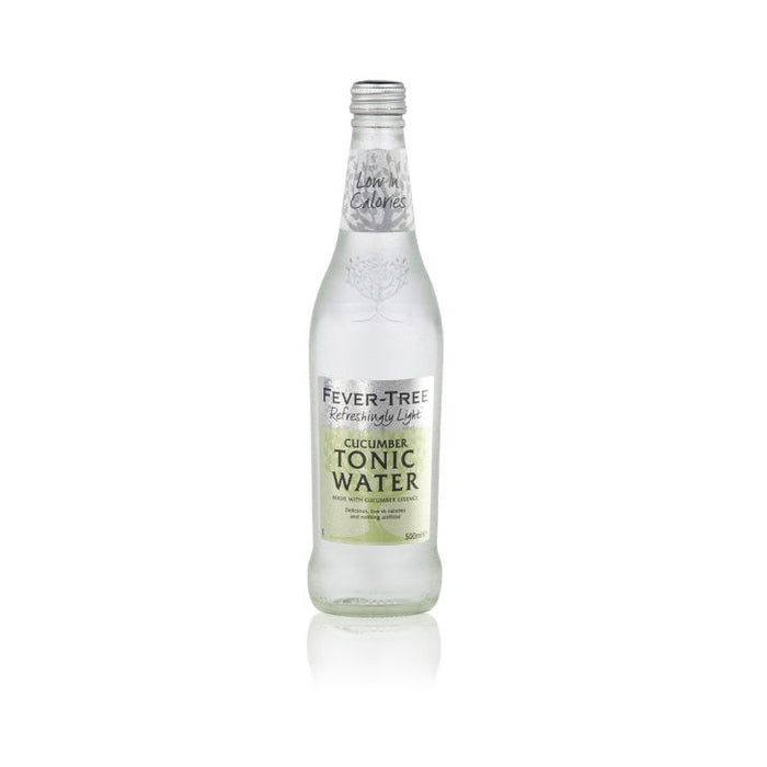 Fever-Tree Light Cucumber Tonic Water 500ml