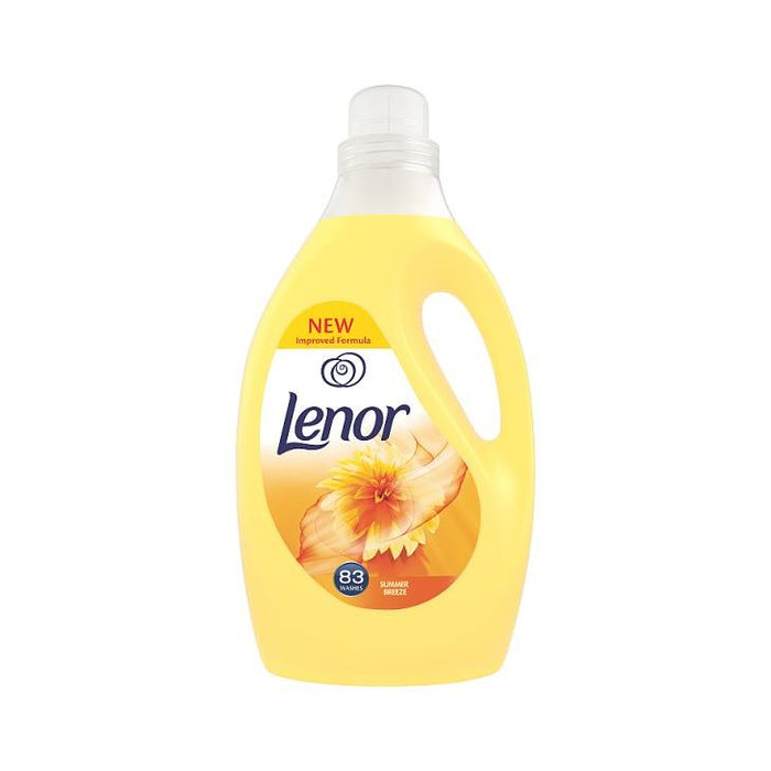 Lenor Conditioner Summer Breeze 83 Wash 2.905ltr