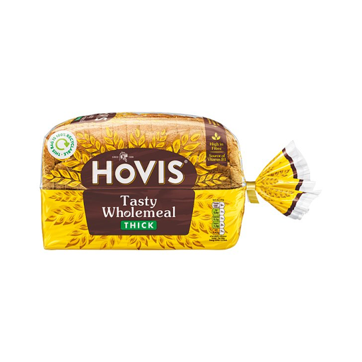 Hovis Wholemeal Thick Sliced 800g