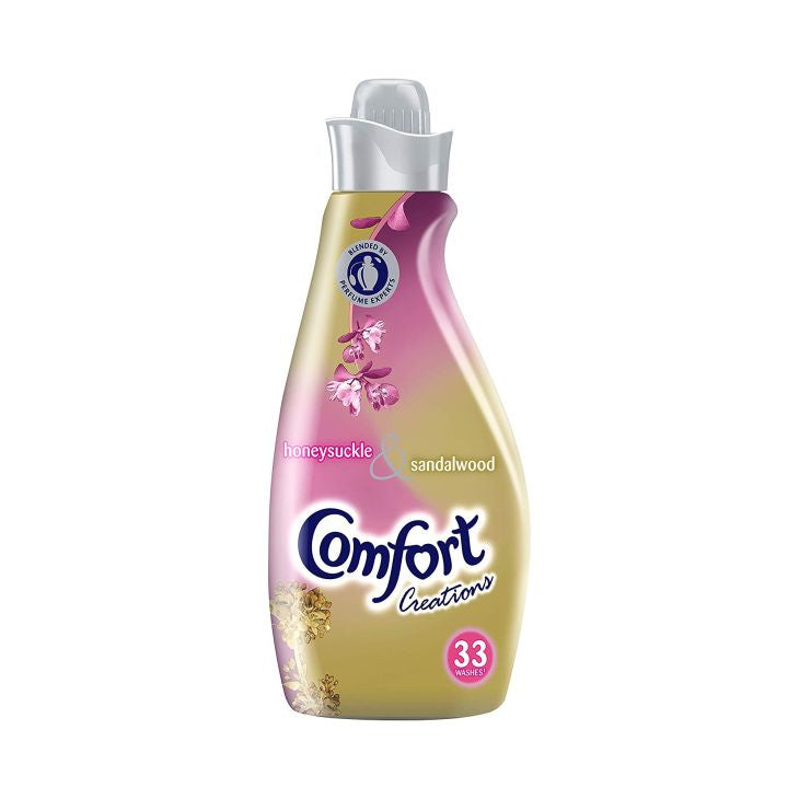 Comfort Creations Honey Suckle Fabric Conditioner 1.16l