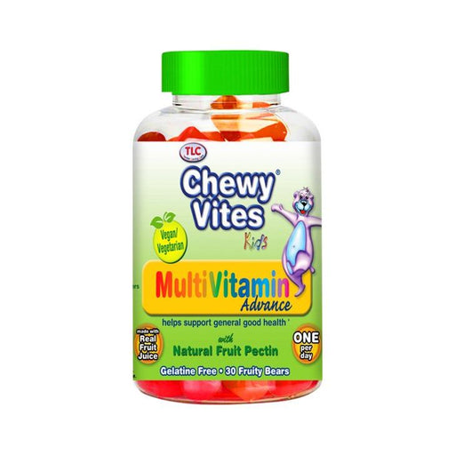 Chewy Vites Kids Multivitamins Advance 30s