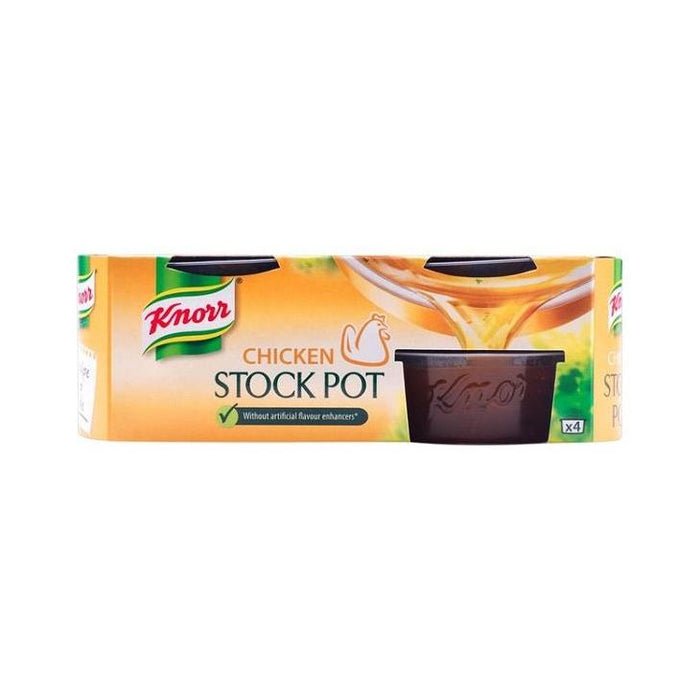 Knorr Stock Pot Chicken 28g 4-Pack