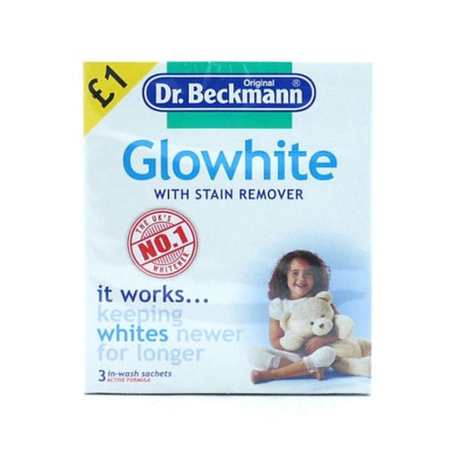 Dr Beckmans Glowhite 40g 3-Pack