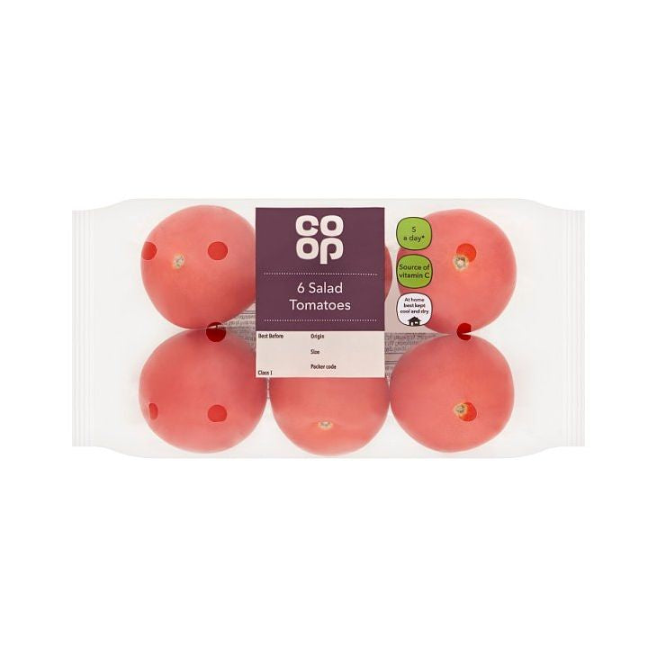 Co-op Tomatoes 6-Pack