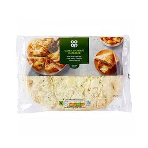 Co op Garlic Bread with Cheese - Frozen 236g