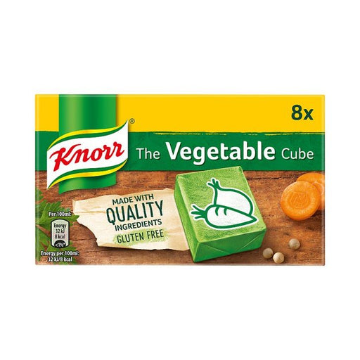 Knorr Vegetable Stock Cubes 8-Pack