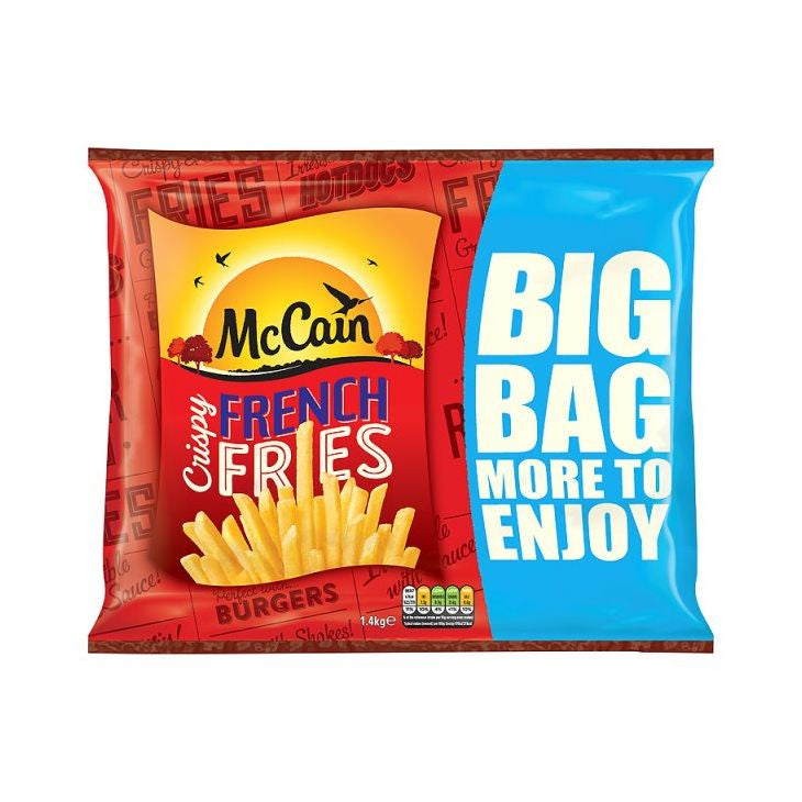 McCain French Fries 1.4kg