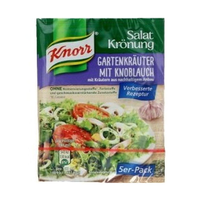 Knorr Salad Dressing Garden Herbs with Garlic 5-Pack