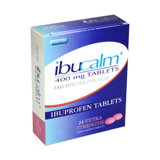 Ibucalm Ibuprofen Tablets 500mg
