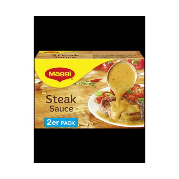 Maggi Steak Gravy Mix 2-Pack