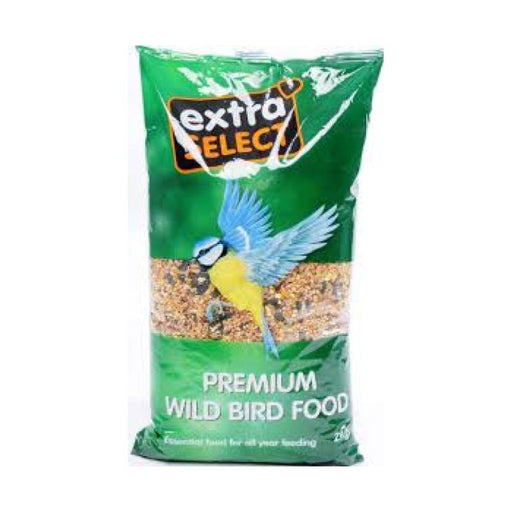 Extra Select Premium Wild Bird Food 1kg