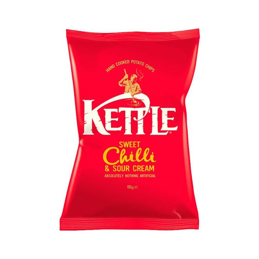 Kettle Chips Sweet Chilli Crisps 150g