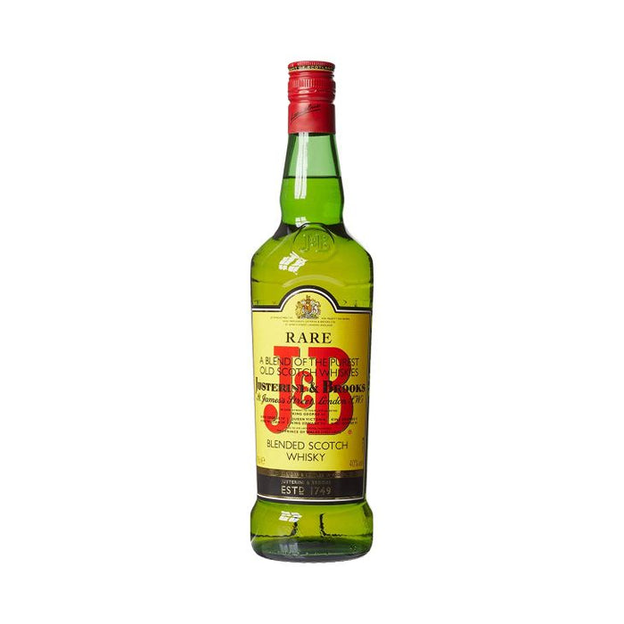 J&B Rare Scotch Whisky 70cl