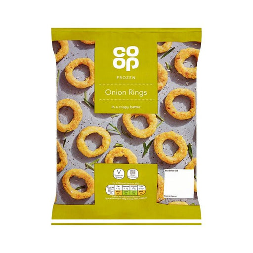 Co-op Battered Onion Ring 454g