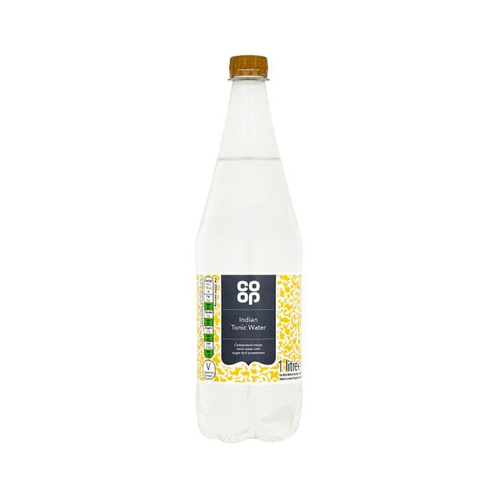 Co-op Indian Tonic Water 1Ltr
