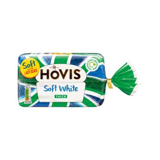 Hovis Soft White Thick Sliced Bread 800g