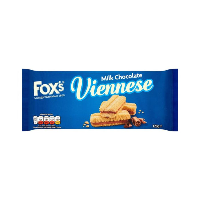 Fox's Melts Viennese Chocolate 180g