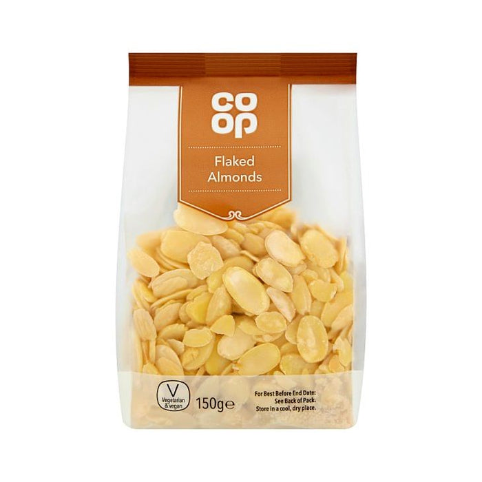 Co-op Flaked Almonds 150g