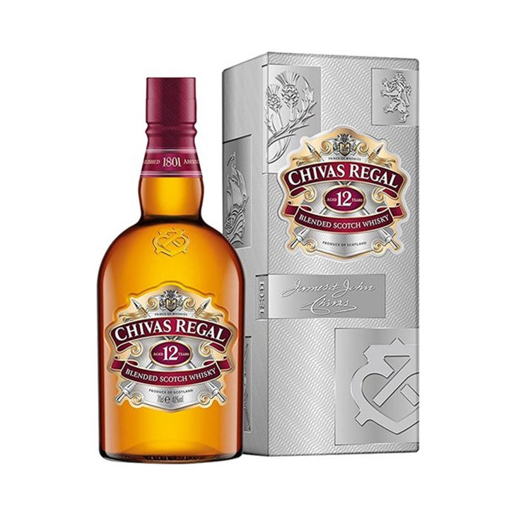 Chivas Regal 12 Year Scotch Whisky 70cl