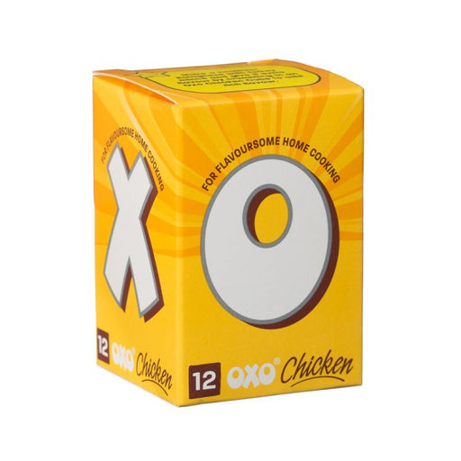 Oxo Cubes Chicken x 12