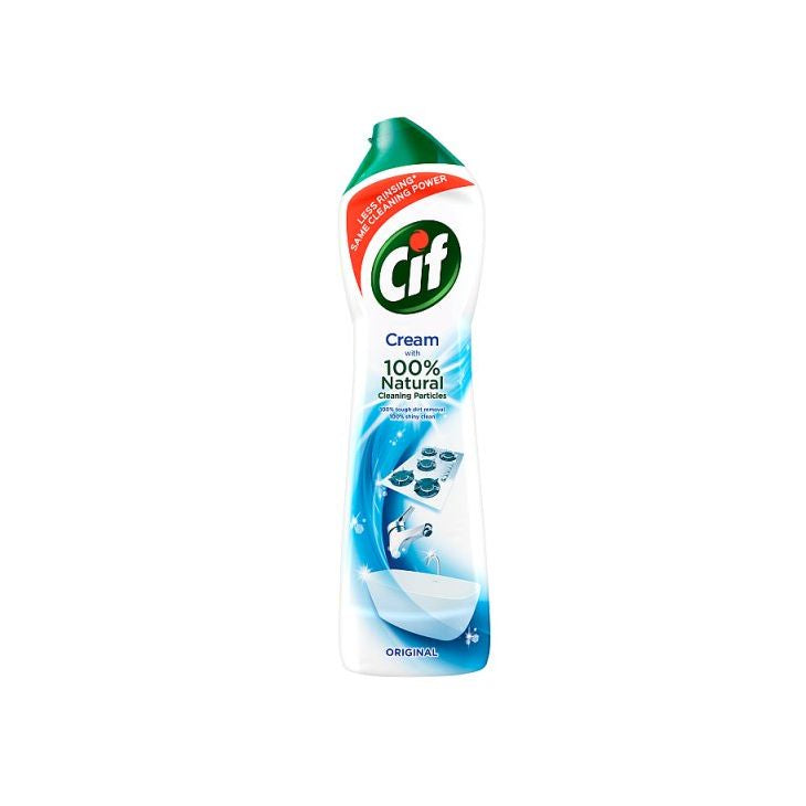Cif Cream Cleaner White 500ml
