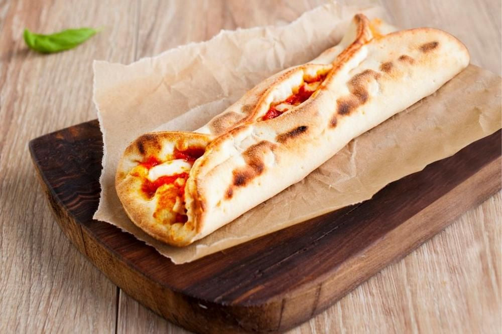 Big Al's Italian Margherita Pizza Twists - Singles